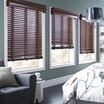 Dynamic Window Coverings - wood